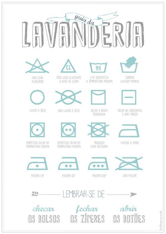 Ideias para Lavanderia